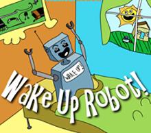 wake up robot